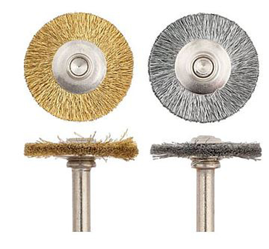 Picture of Supra MM Wire Wheel Brushes