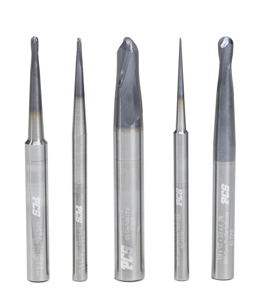 Picture for category Ball Nose Finishing End Mill