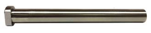Picture for category Metric JIS Nitrided Ejector Pins - D-Head