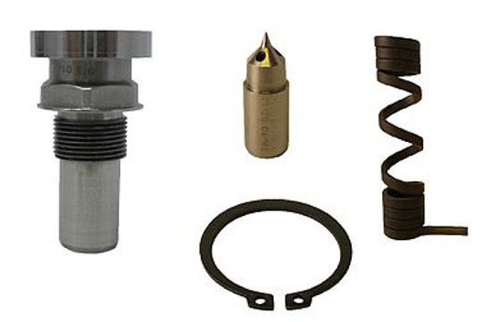 Picture of Polimax 800 Series Hot Sprue Bushing Tips / Nuts
