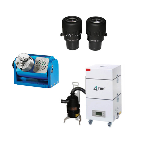 Picture of Sisma Laser Welder Parts and Accessories