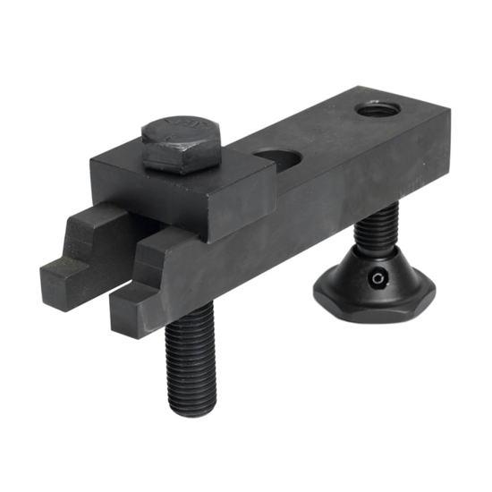 Picture of Extra Heavy Duty Open Toe Mold Clamp Assemblies - Swivel Base