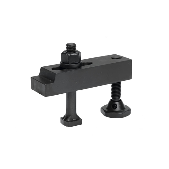 Picture of Extra Heavy Duty Closed Toe Mold Clamp Assemblies - Swivel Base & T Bolt