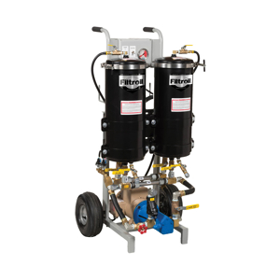 Picture of Black Gold Oil Filter Cart Replacement Parts