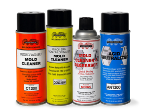 Picture for category Molders Choice - Mold Cleaners