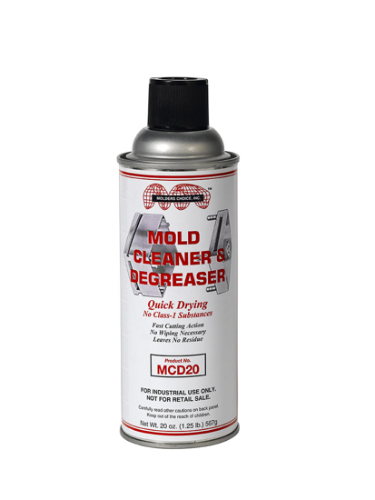 Picture of Molders Choice - Non-Flammable Mold Cleaners